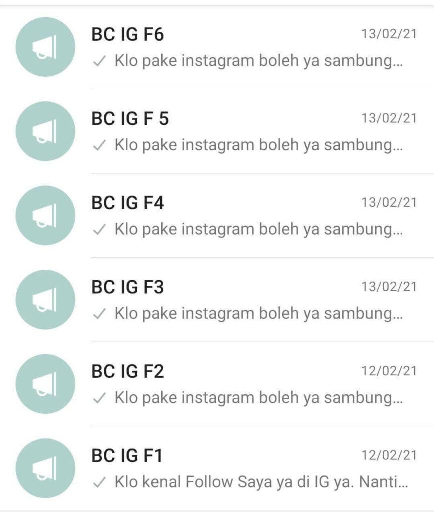 broadcast kontak whatsapp